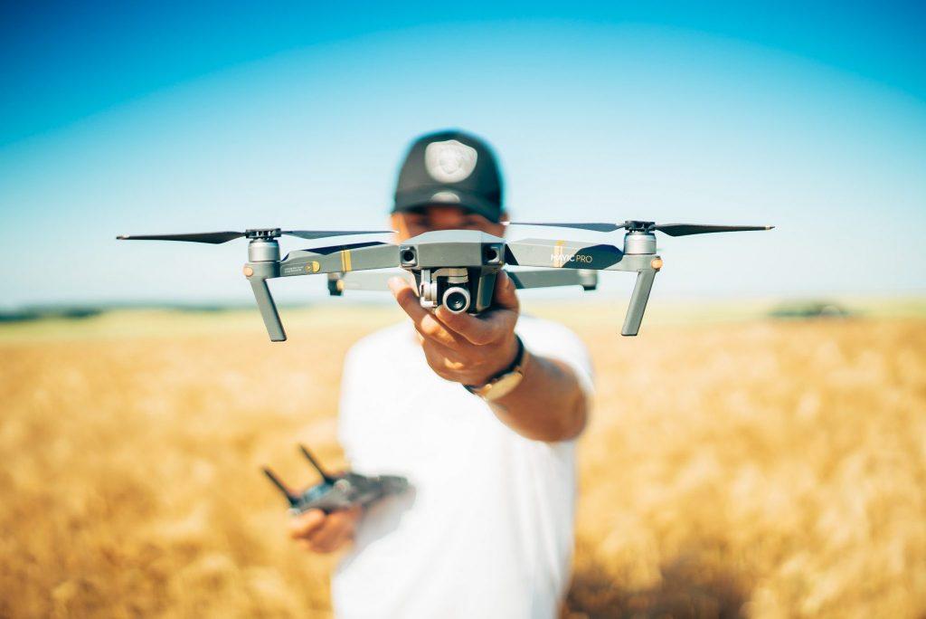 Geheugenkaart defect dus drone werkt niet